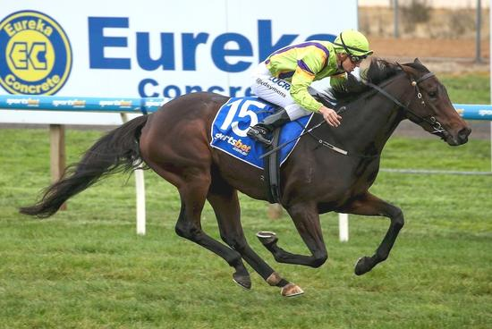 River Goddess powers to another win at Ballarat