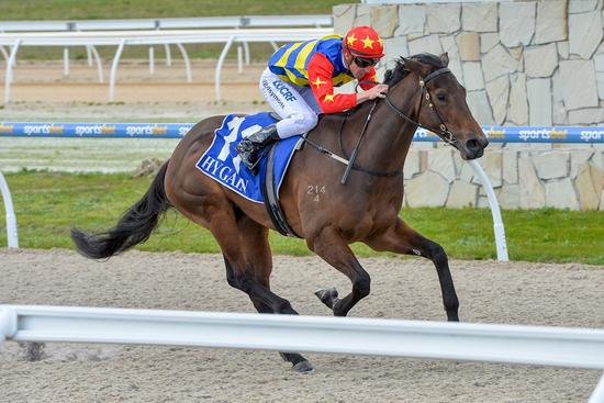 Girl rips home for easy Pakenham win