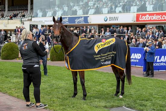 Booker booked for Thousand Guineas with Group 2 win