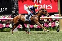 Linguist keeps EZR roll going on Oaks Day 2017