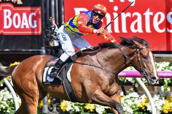 Odeon going for Group 1 glory in Emirates Stakes 2017