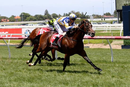 Ellerton Zahra Racing fires again with Caulfield treble