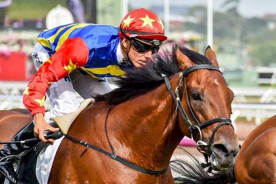 Kensington Stakes triumph for Rock 'N' Gold