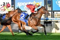 Pakenham winner a handy galloper Forsure