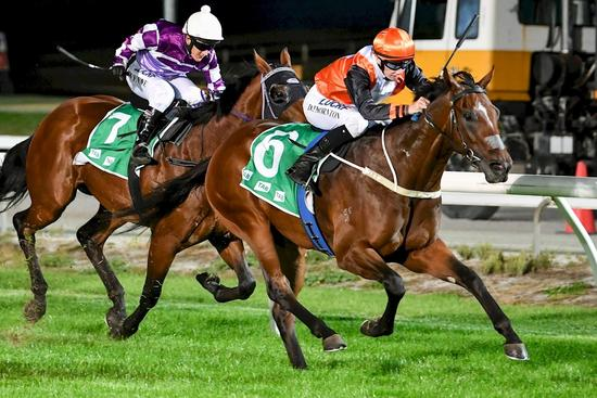 Cross-town trip pays off with another Cranbourne double
