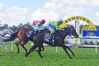 Uzayli starts Ellerton Zahra Racing double at Bendigo