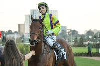 Double Jeopardy stuns all bar the stable with Flemington win