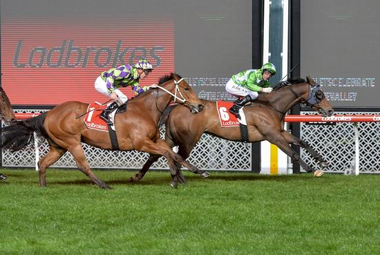 Essence proves a Terror for her rivals at The Valley