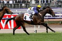 Aristia hits the road chasing another Group 1 in Vinery Stud Stakes
