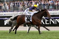 Aristia triumphs in VRC Oaks