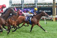 Coupe rolls to another Smart win at Flemington