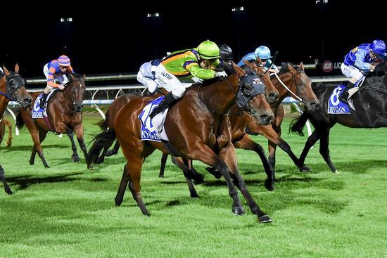 Wins keep flowing for River Jewel at Pakenham
