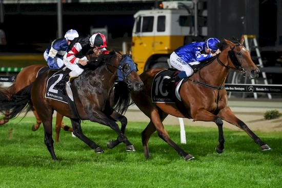 Chilli Pepper shares the major prize at Cranbourne