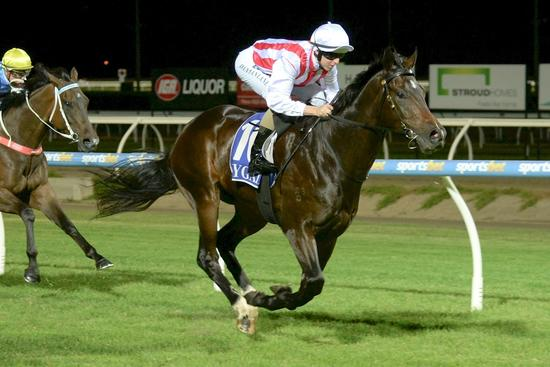 Zoutori cruises to first-up win at Pakenham