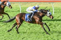 Double strike for EZR at Seymour