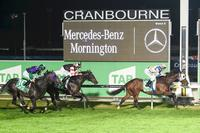 Blinkers help La Volt to a breakthough win at Cranbourne