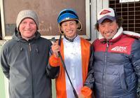 Apprentice Akatsuki Tomita joins EZR
