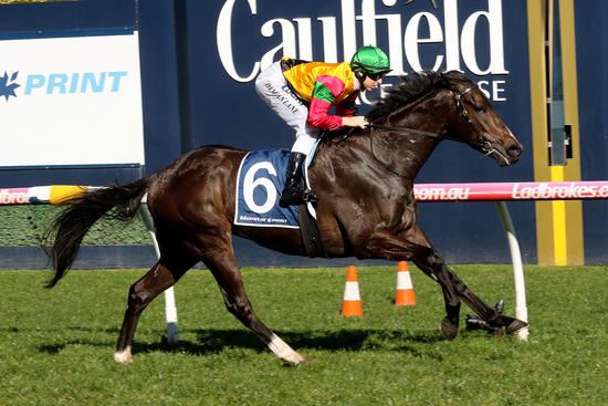 Age Of Chivalry cruises to Caulfield success