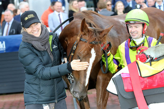 Parmie the flavour of the month again at Caulfield