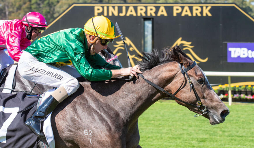 Born Spicy wins second-up