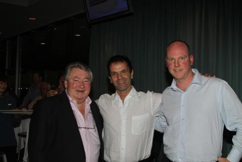 Roy Higgins & Wylie Dalziel Racing Launch a huge success