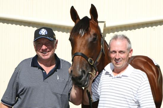VIDEO - Dalziel Racing secures number one Colt from Inglis Classic Sale