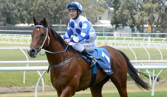 VIDEO WATCH - Diamond Draw Suits HELL OF AN EFFORT