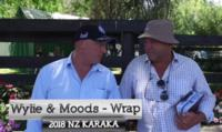 Wylie and Moods wrap-up the 2018 NZ Karaka Sales!