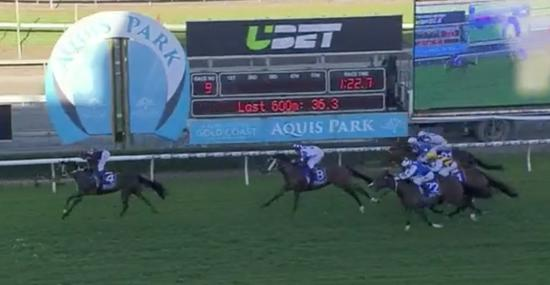 Third placing from last four starts for Junction on the Gold Coast