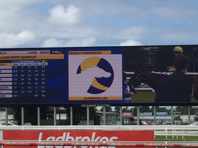 Good day for Clanbrooke at Caulfield Australia Day!