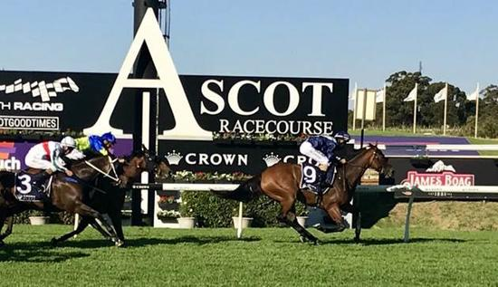 Lloyd Kennewell scores his first G1